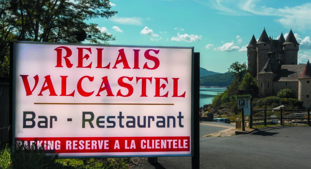 Restaurant Le Relais Valcastel  (en vente en 2020)