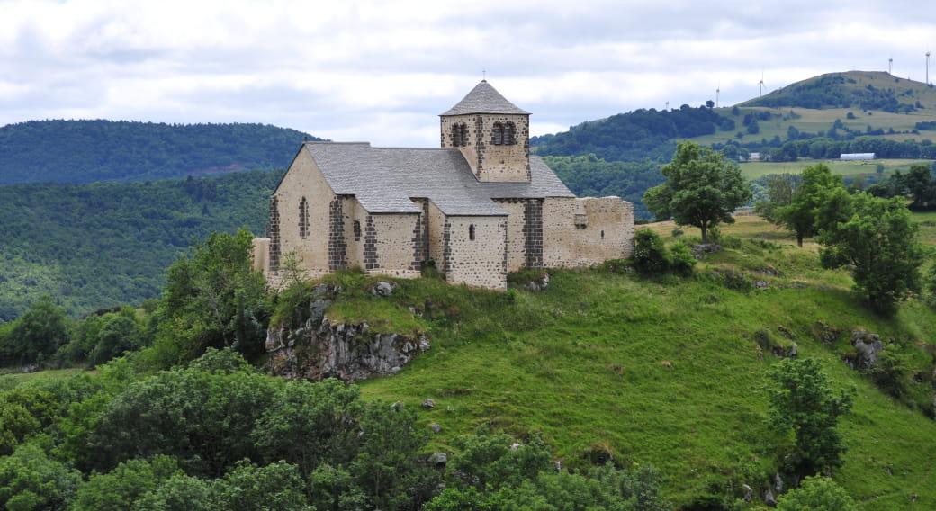 Église Saint-Géraud de Dauzat-sur-Vodable