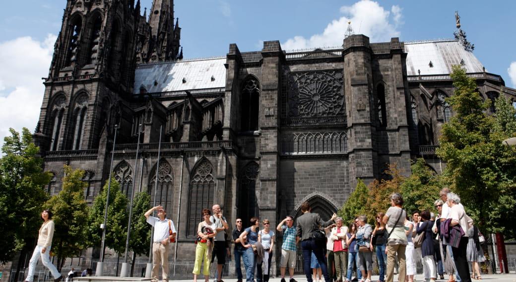cathédrale Notre-Dame de l'Assomption à Clermont