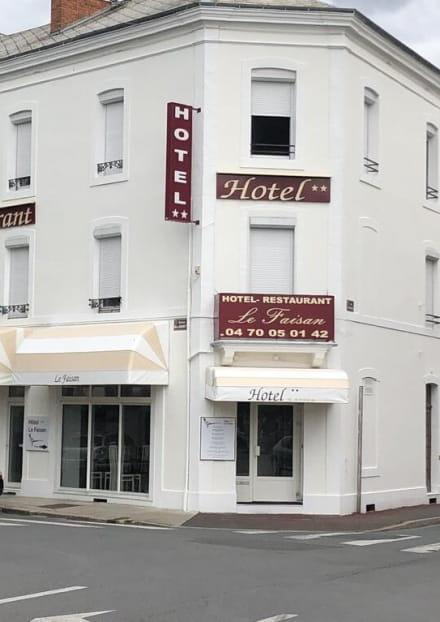 Hôtel-Restaurant Le Faisan