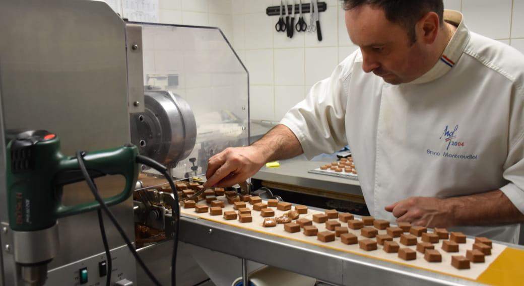 Cours de pâtisserie avec Bruno Montcoudiol