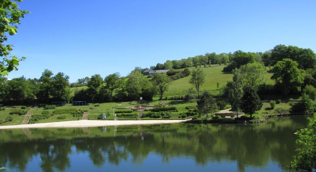 Aire de jeux du Plan d'eau du Val Saint-Jean