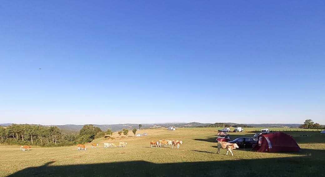La Ferme des Deux Vallée - Camping à la ferme