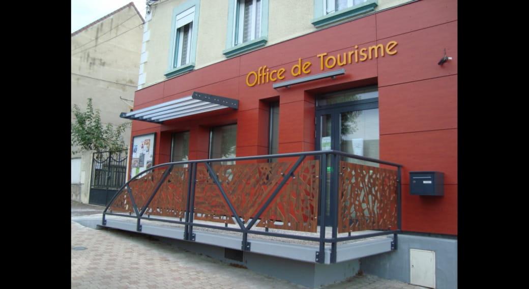 Office de tourisme Entr'Allier Besbre et Loire - Site de Dompierre-sur-Besbre
