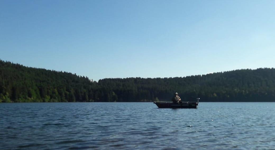 Stage de Pêche Au Lac du Bouchet