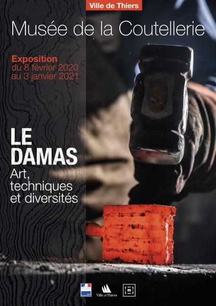 Le Damas. Art, techniques et diversités.