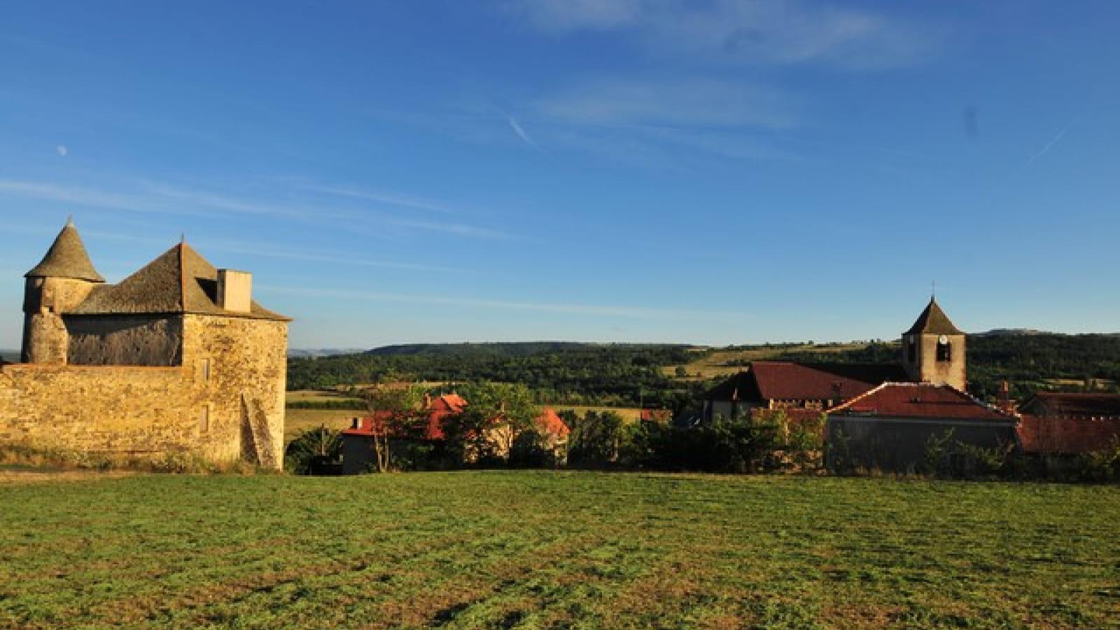 GR® de Pays : Aux marches du Cézallier - Boucle du Val d'Allier n°4