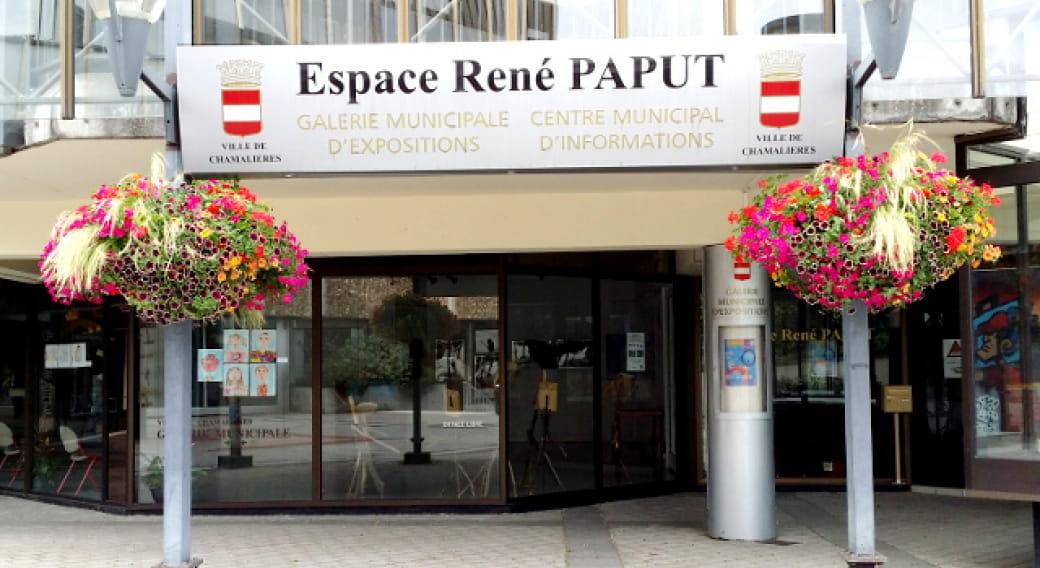 Galerie municipale - espace René Paput