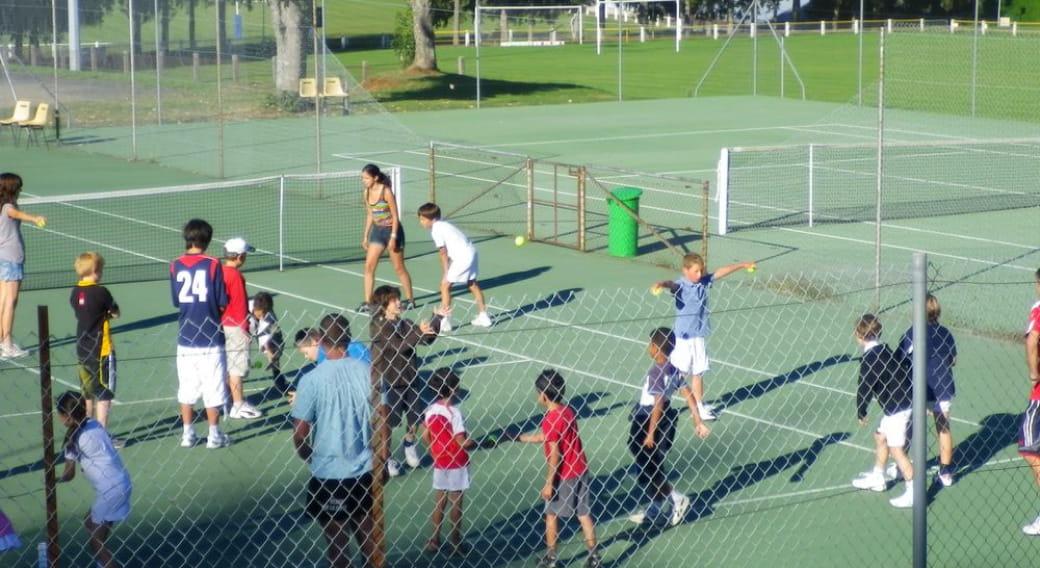 Stages de tennis d'été