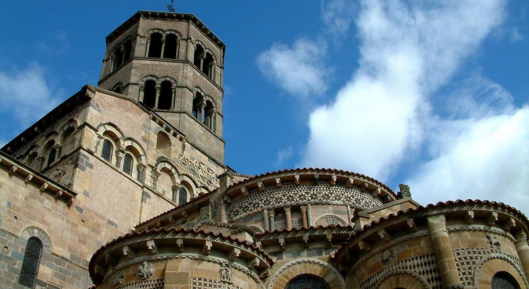 Abbatiale Saint-Austremoine - Issoire