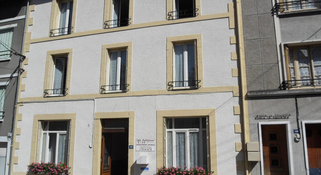La Villa Parisienne - Les Jonquilles N°4