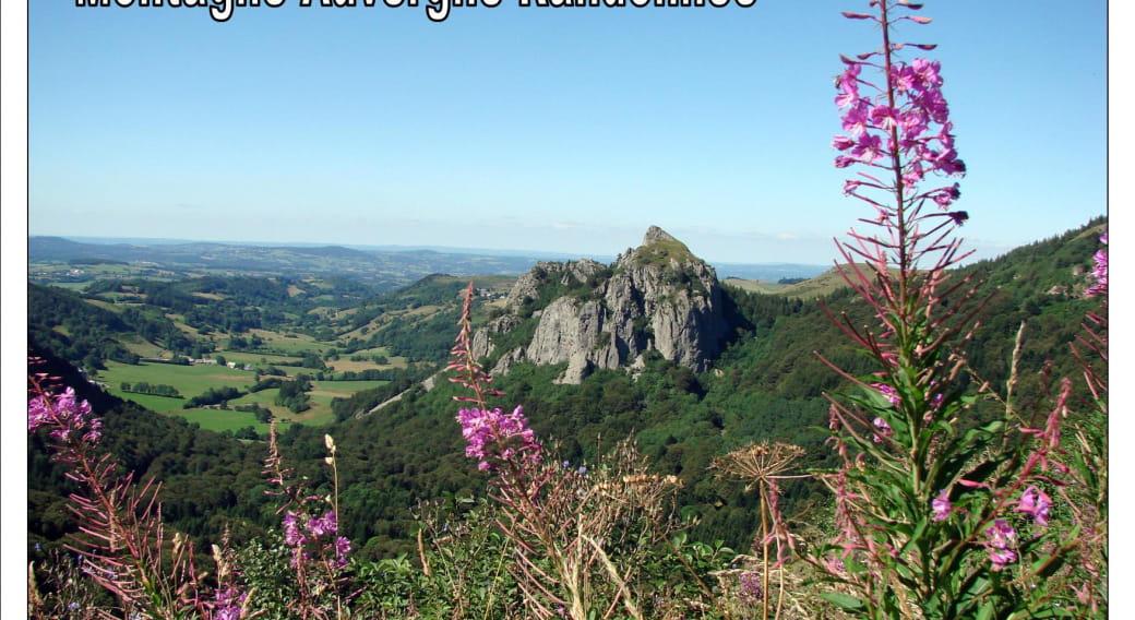 Montagne Auvergne Randonnée