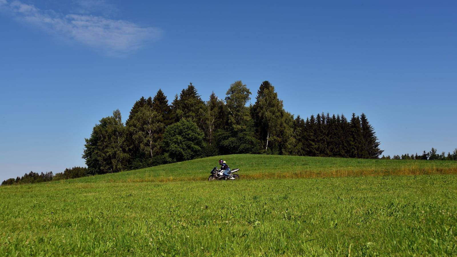 Circuit Moto - Au cœur de la Châtaigneraie