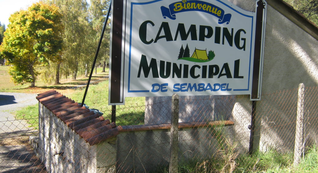 Camping Les casses_ Sembadel