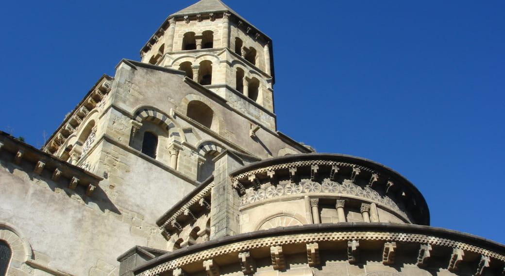 Eglise Saint Saturnin - art roman