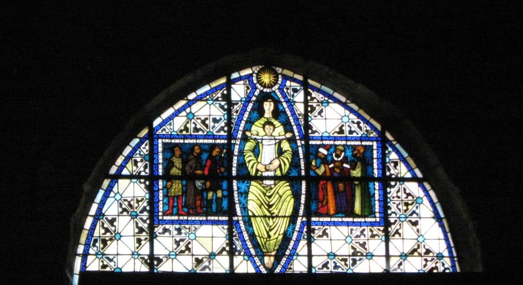 Église Romane Notre-Dame de Montaigut en Combrailles