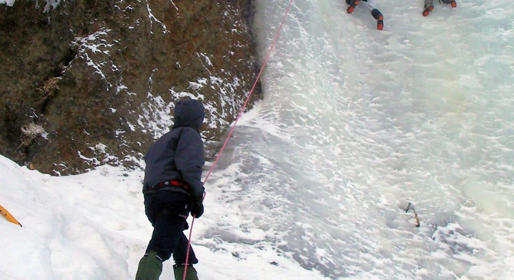 Activités du Guide de haute montagne François Lesca