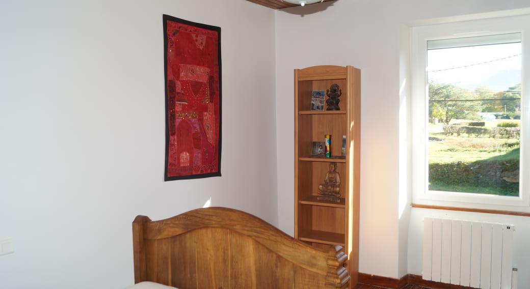 Maison Marcantéi Olby chambre