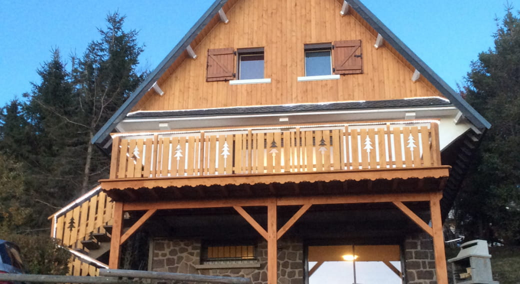 Chalet Texier