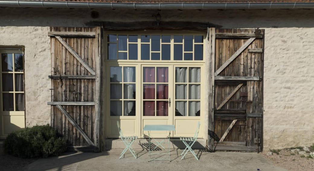 Gîte L'atelier à Saint Bonnet de Rochefort dans l'ALLIER en AUVERGNE