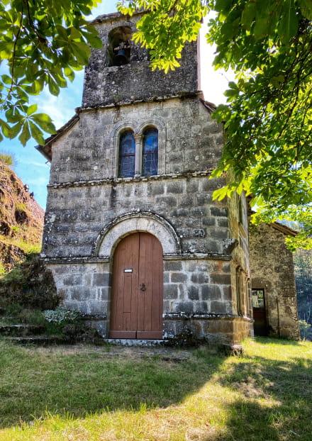 Chapelle Notre-Dame du château