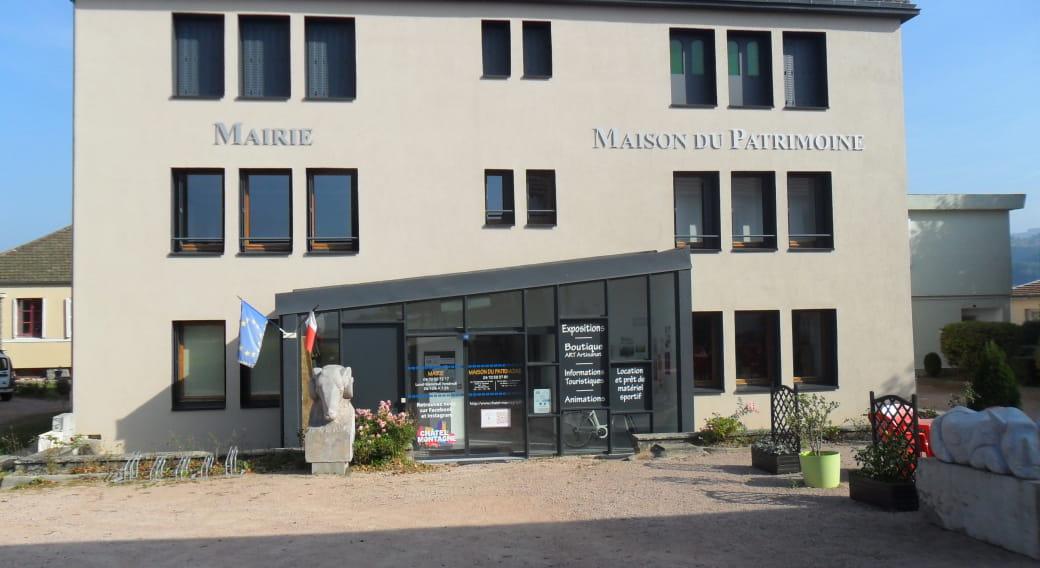 Office de Tourisme Vichy Montagne Bourbonnaise