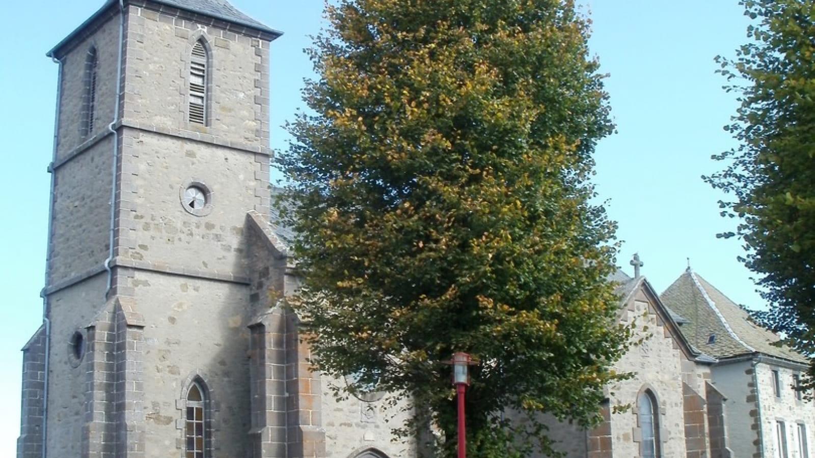Église de Montchamp