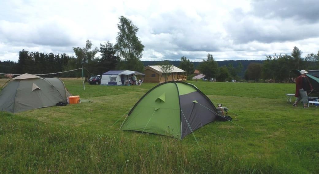 Mini-camping - Les Deux-Frères