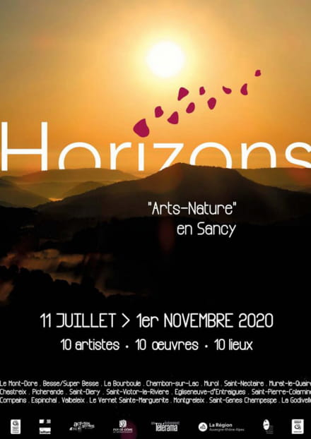 Horizons - Arts Nature en Sancy (dates modifiées)