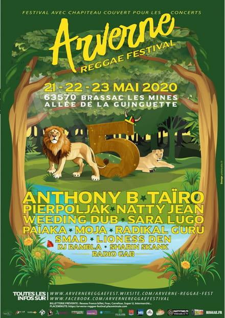 Arverne Reggae Festival