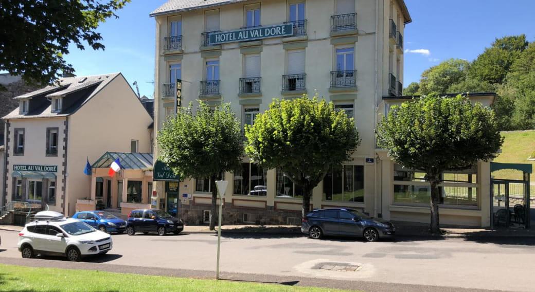 Hôtel Au Val Doré