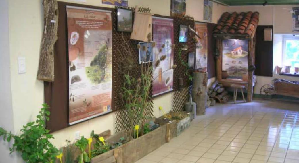 Maison des oiseaux et de la nature du Haut-Allier