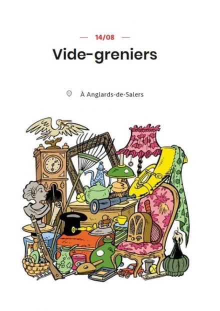 Annulé - Vide-greniers