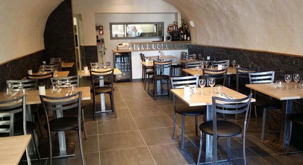 Salle - Restaurant - L'instantané