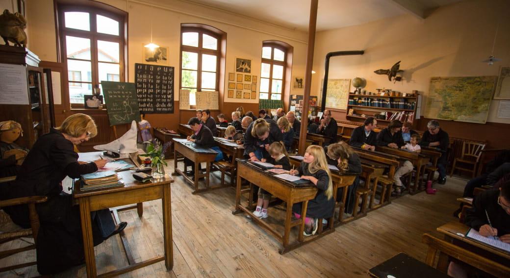 Musée de l'École Rurale d'Auvergne